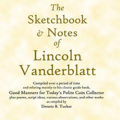 Sketchbook and Notes of Lincoln Vanderblatt