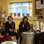 Ceardlann Drumadóireacht Samba - le Kieran Gallagher ó Kaka ka Boom Arts