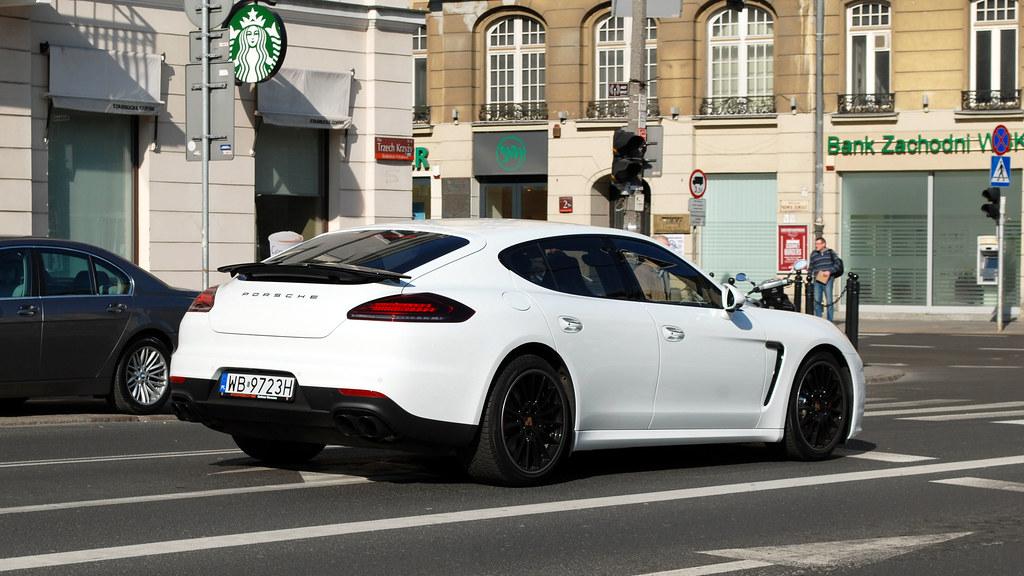 porsche panamera gts mk ii micha koziski flickr - Porsche Panamera White 2014