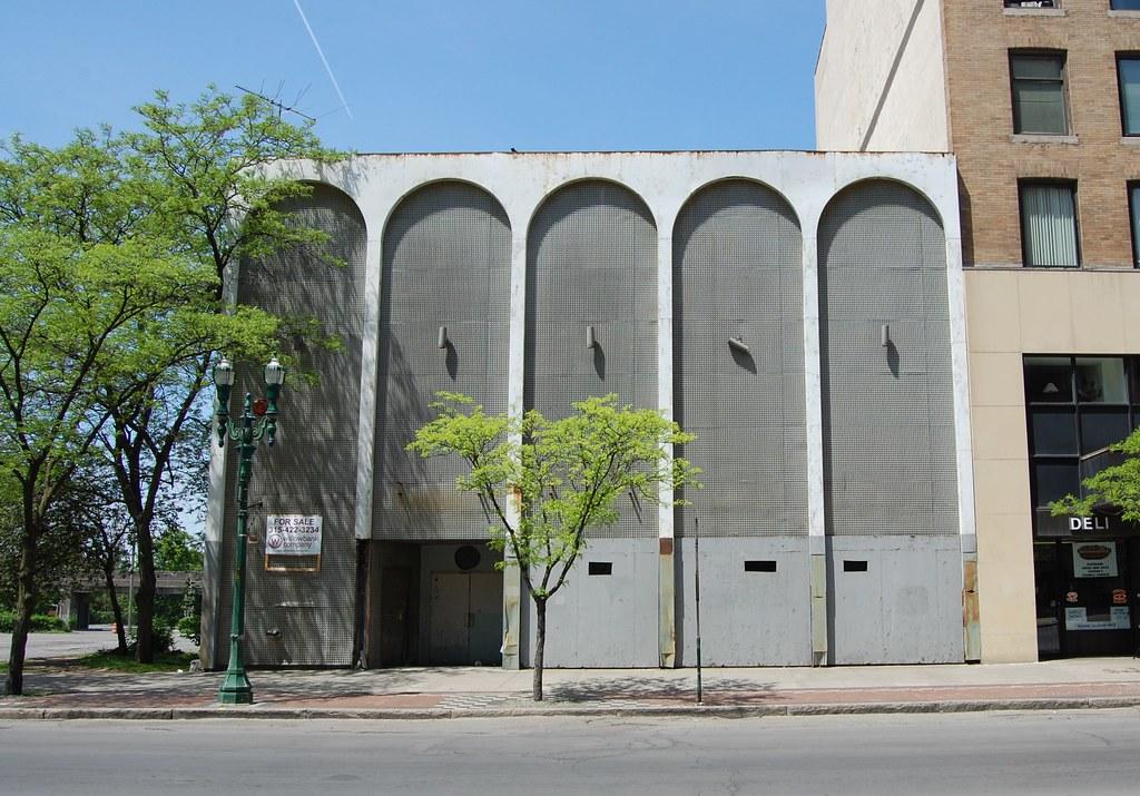 ... The Goldberg Furniture Building   Syracuse, NY | By Dennieorson