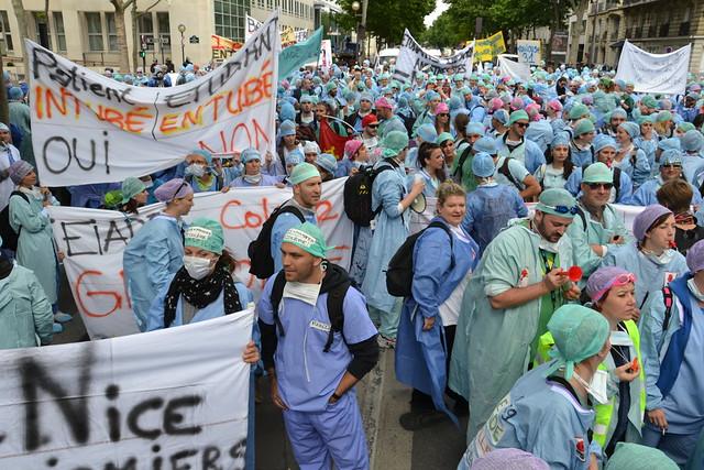 syndicat anesthesistes