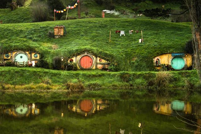 Nueva Zelanda Hd: Matamata Nueva Zelanda