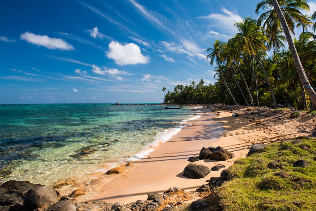 Big Corn Island Beaches