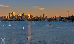 Seattle - The Golden Hour