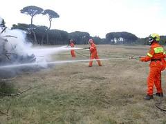 servizio antincendio