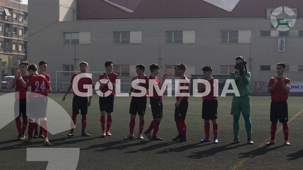 "Liga autobómica cadete Alboraya U.D. ""A"" - C.D. Alcoyano ""A"""