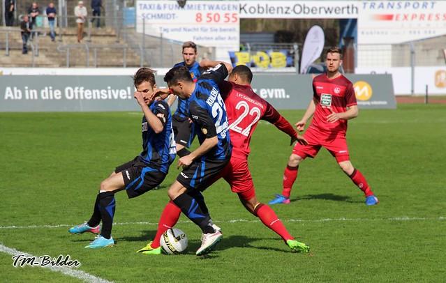 TuS Koblenz - 1. FC Kaiserslautern II 4:1 32808182234_d87b163f62_z