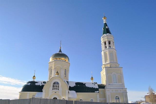 Image result for храм Серафима Саровского оренбург
