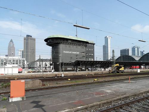 Frankfurt am Main - Altes Stellwerk Fpf am Hauptbahnhof