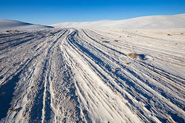 Lines Between Dunes