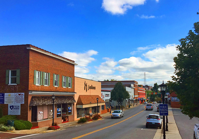 Franklin Street - Rocky Mount