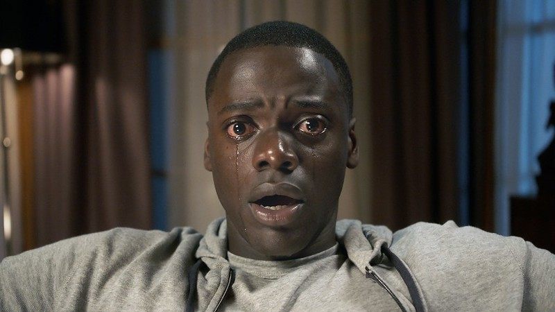 Daniel Kaluuya finds himself trapped by hypnosis in GET OUT.