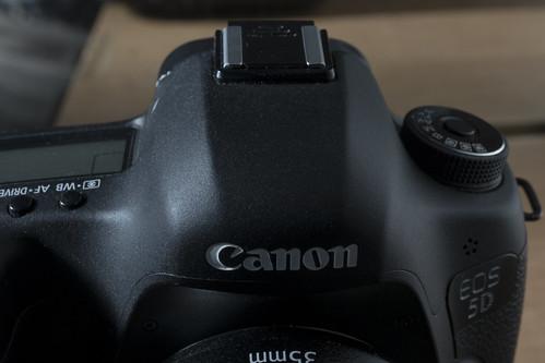 hot shoe cover Canon 5D