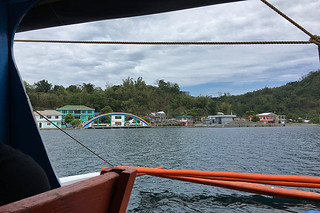 Sibale island - Approach
