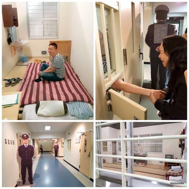 Abashiri Prison Museum prison cells