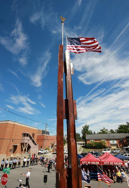 9-11 Memorial - Salem