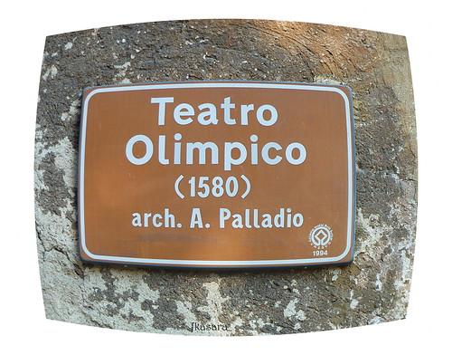 Teatro Olimpico -1580