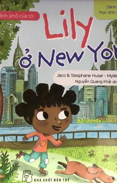 Đưa bé đi vòng quanh thế giới với bộ sách 'Đến thăm thành phố của tớ'