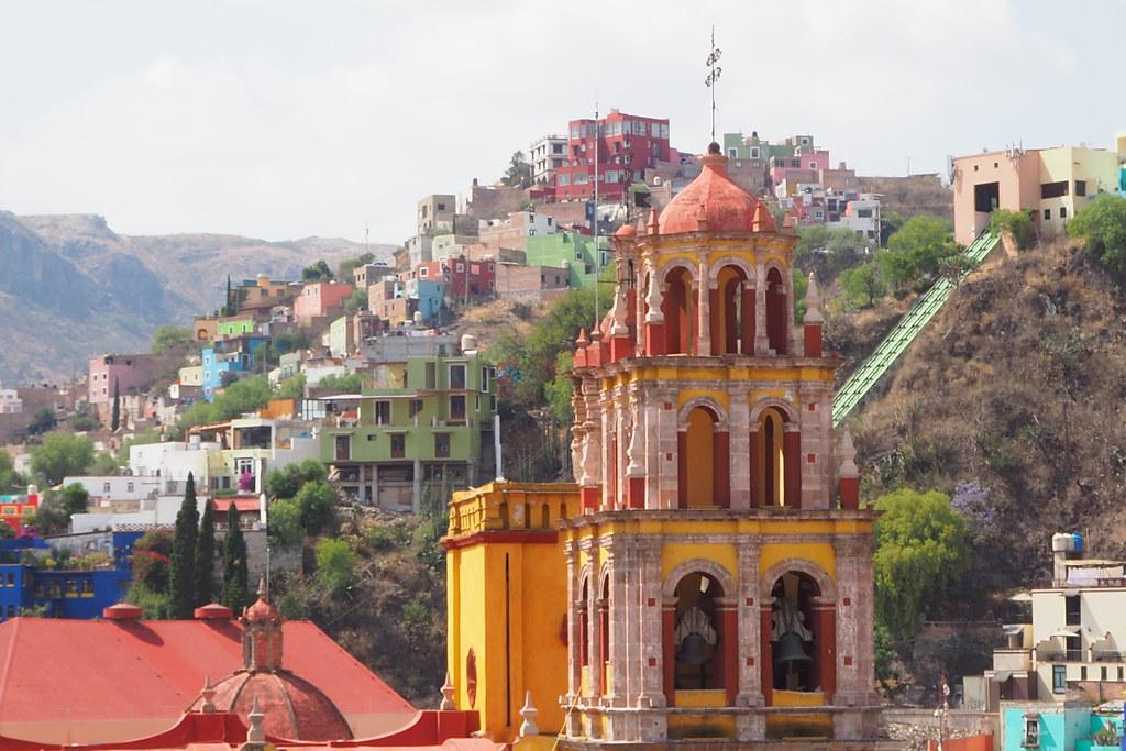 Guanajuato Mexico Patrimonio Humanidad UNESCO