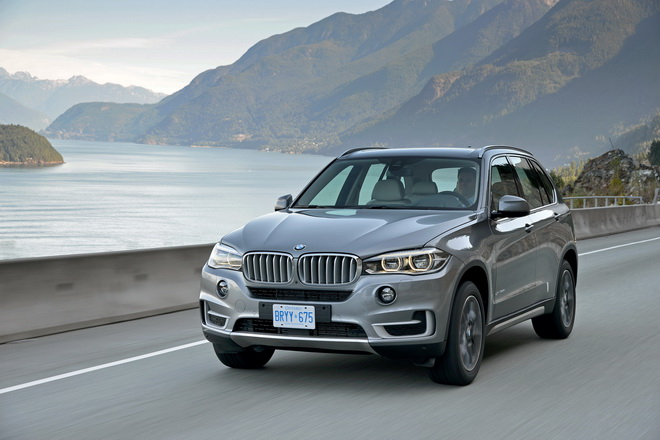 [新聞照片四] BMW X5