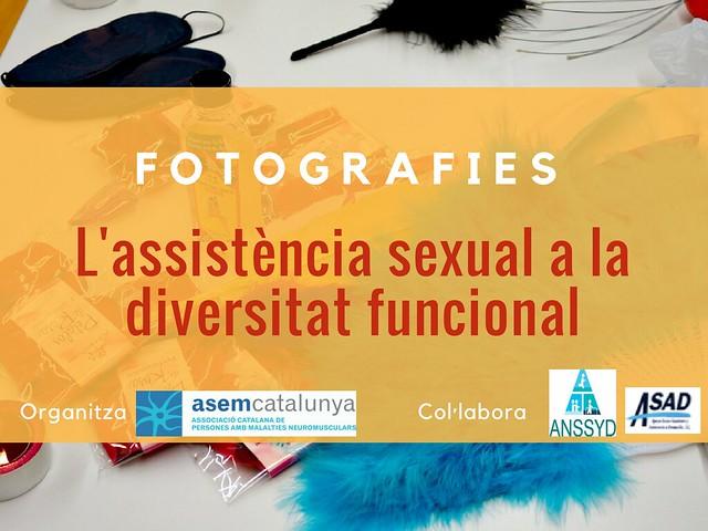 2017 -04- Xerrada L'assitència sexual a la diversitat funcional