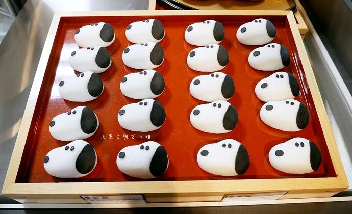 25 日本京都 錦市場 史努比茶屋 スヌーピー茶屋