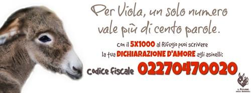 5X1000 al Rifugio: 02270470020