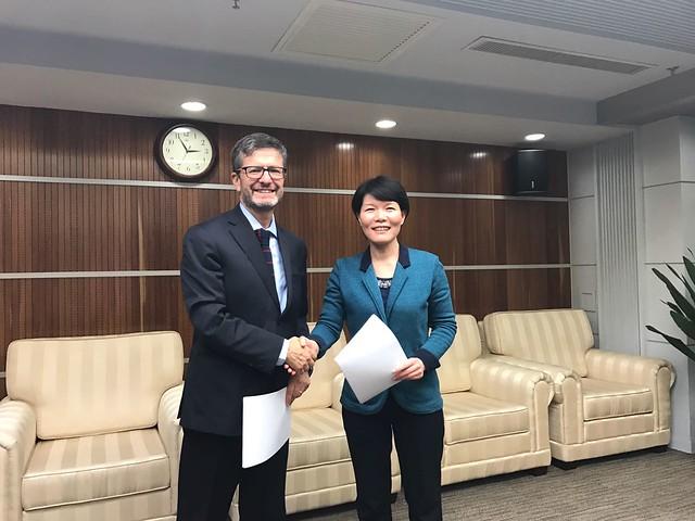 Profundización del #TLC con China