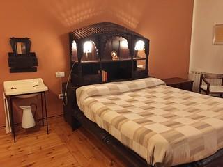 Mi habitación en La Morada de Juan de Vargas (Villanueva de los Infantes)