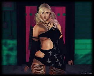 Look No. 74 // On The Town | by Chloe @ Elite SL Fashion