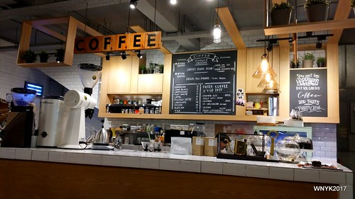 Where the Coffee is Brewed