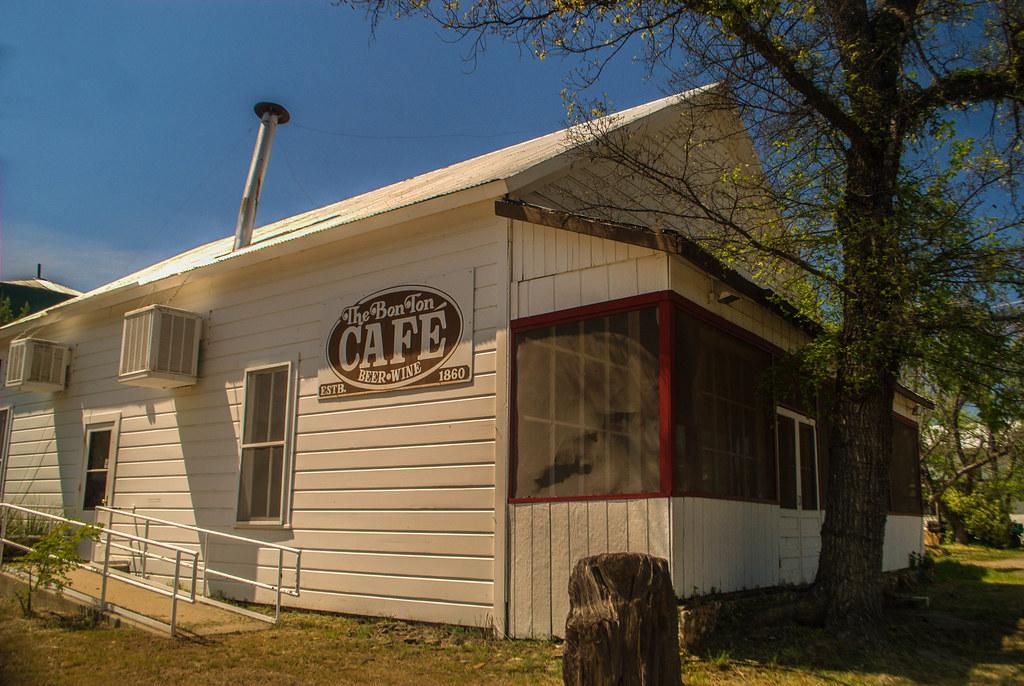 Bon Ton Cafe La Grange Texas