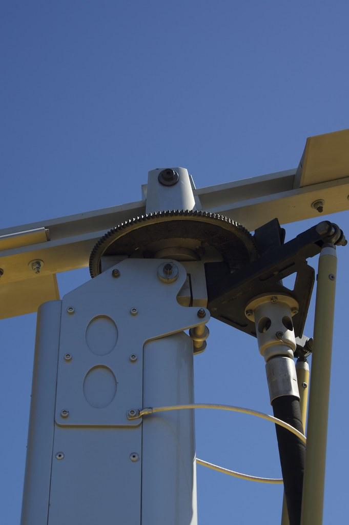 G5114 Xenon Gyrocopter Rotor Head Manufactured In Polan