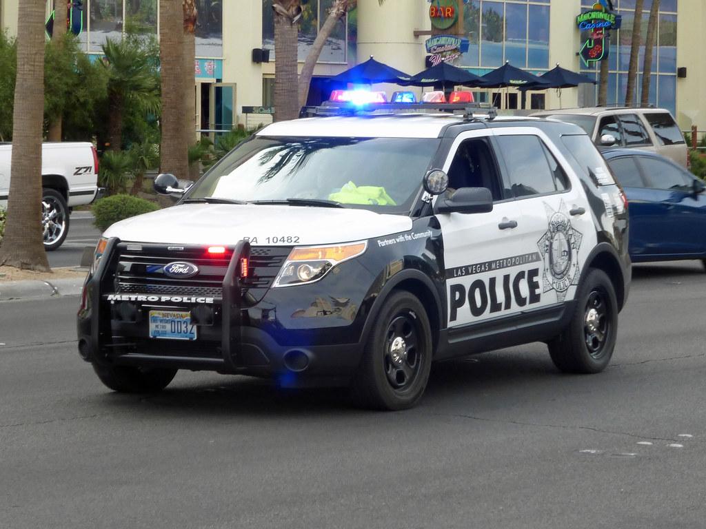 Las Vegas Metro Police Las Vegas Metro Police Suv Flickr