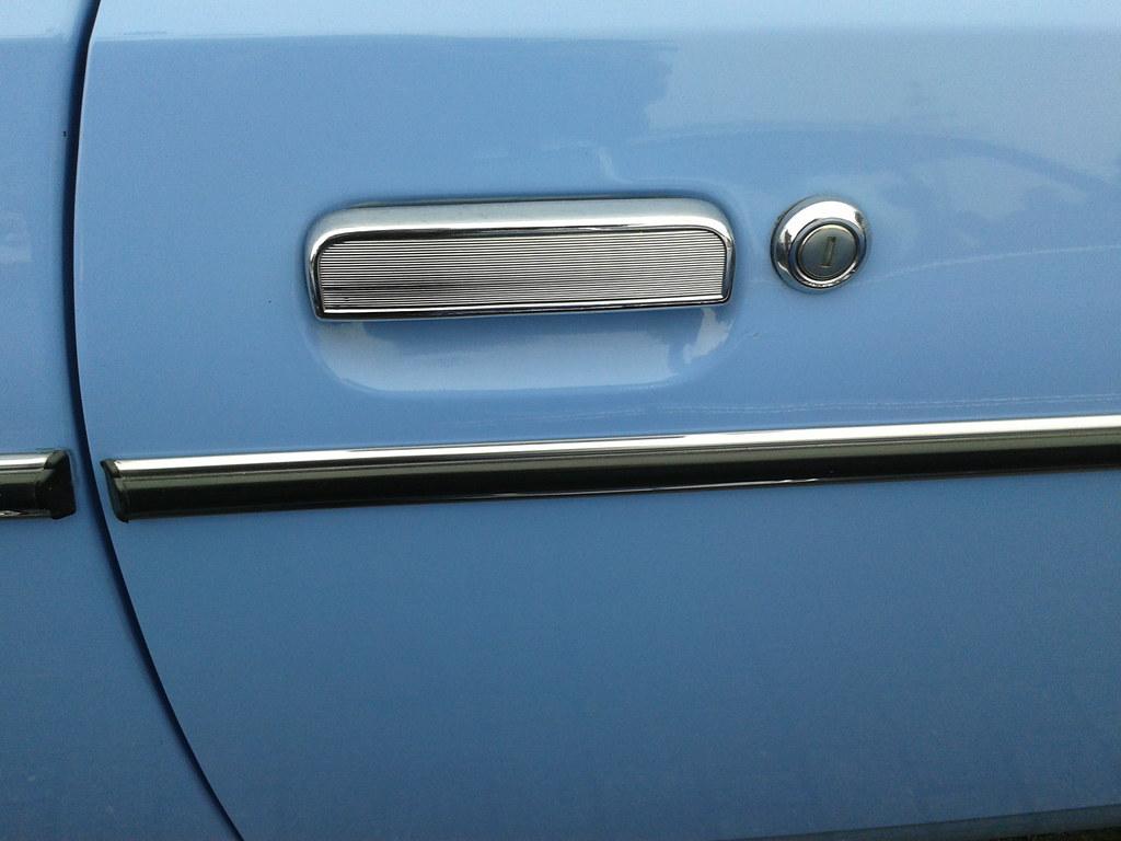 vintage car door handle. Car Door Handle Opel Kadett C | By QQ Vespa Vintage