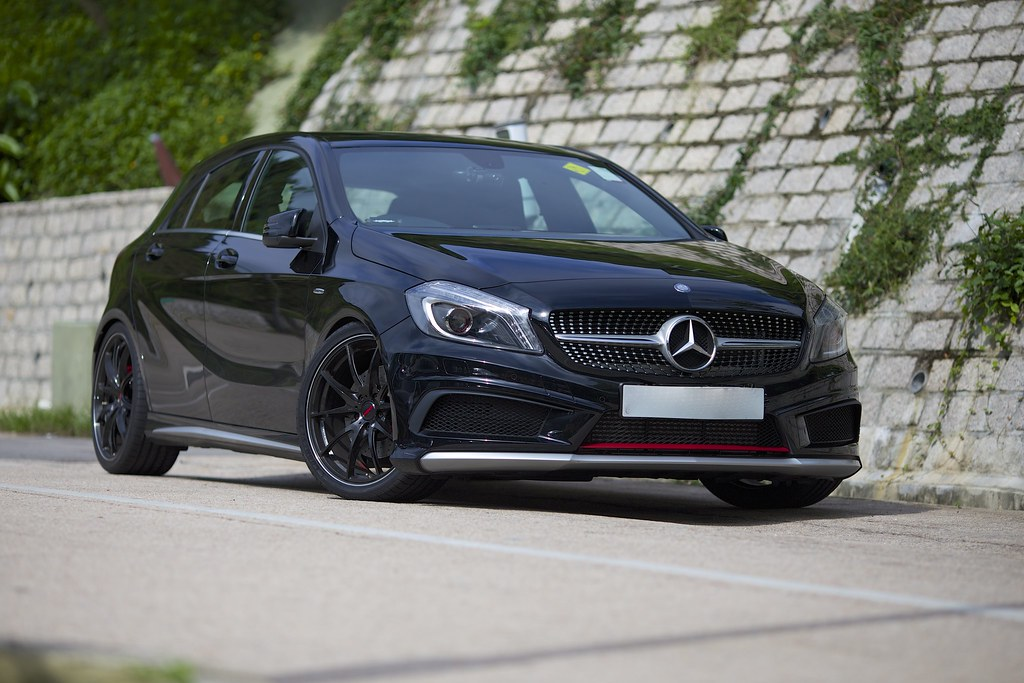Pin Mercedes Benz A250 Amg Sport Package 2012 1366x768