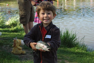 Happy Angler | by USFWS Mountain Prairie