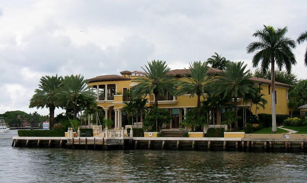 intracoastal waterway homes fort lauderdale florida