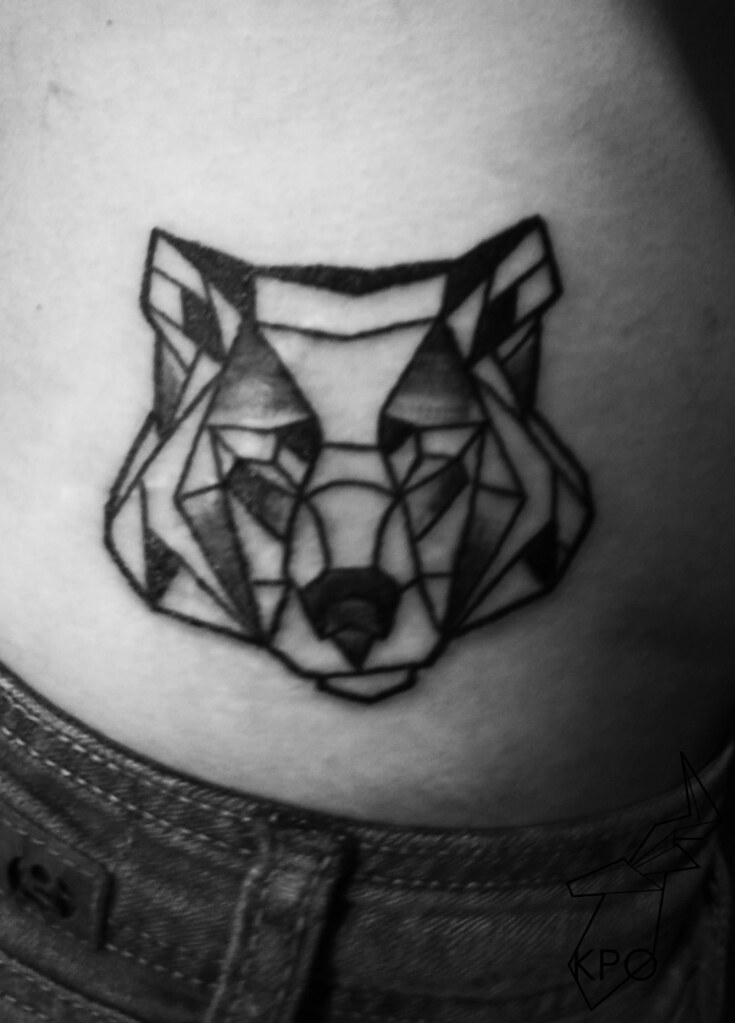 Tatuajes Bogota Unicentro kpo tatuaje avant garde | lobo | kpo atelier kpo | flickr