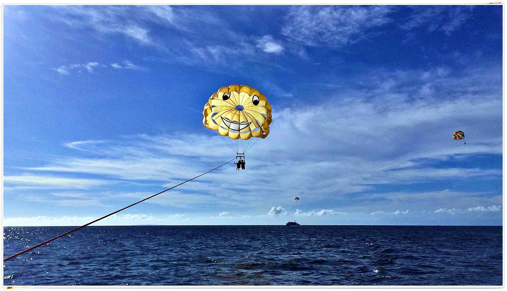 2015 Boracay Aklan Philippines (Parasailing)