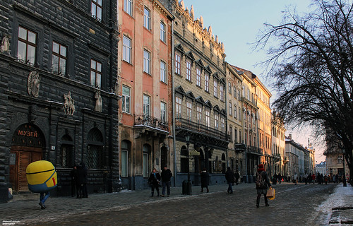 Lviv Streets XVIII