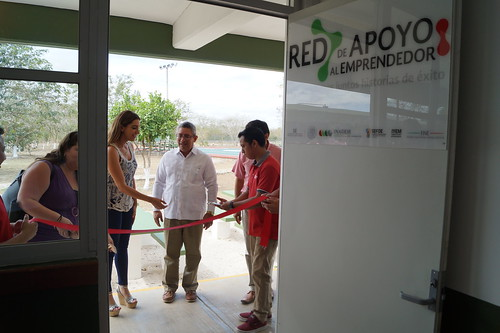 Inauguración Punto Red de Apoyo al Emprendedor