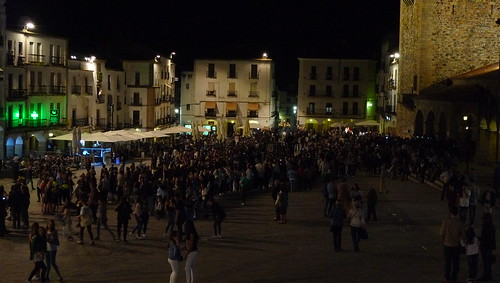 Passion Saturday - Caceres, Spain