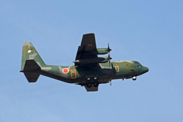 C-130H輸送機 75-1076 IMG_4718_2