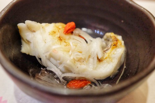 鯛の松前煮 sea bream