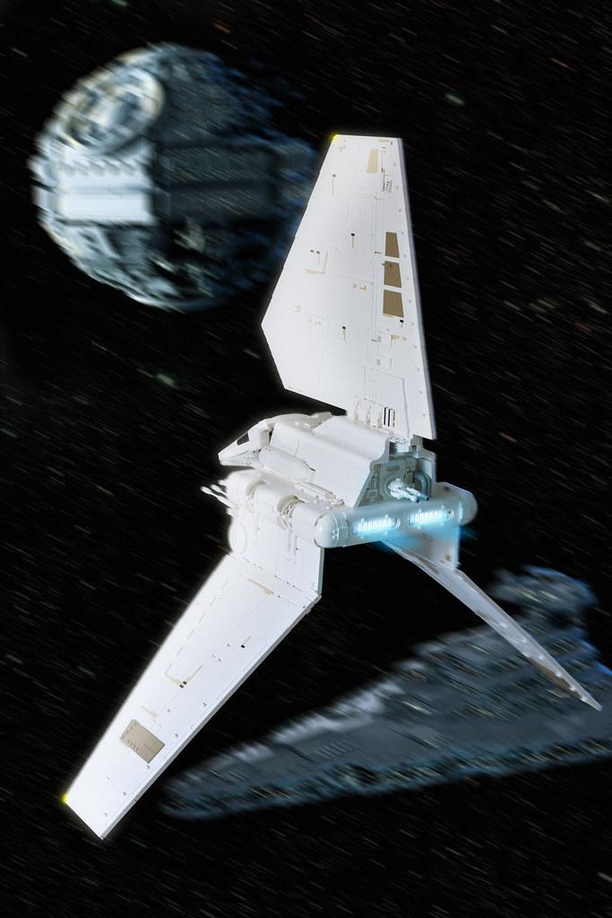shuttle tydirium flight 2