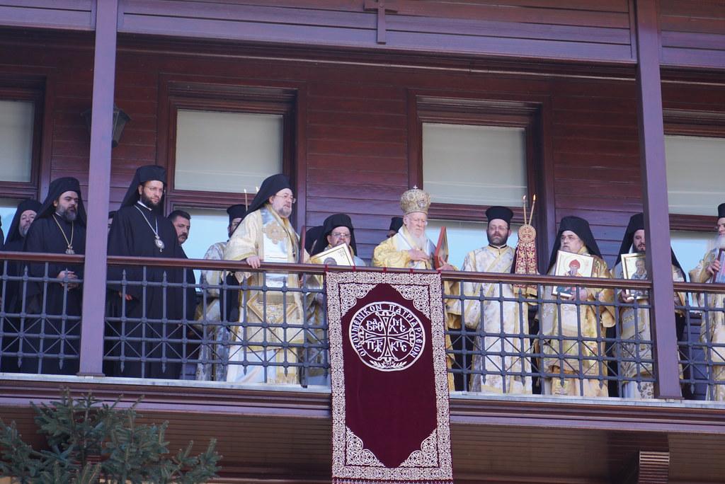Κυριακή της Ορθοδοξίας στο Φανάρι 2017
