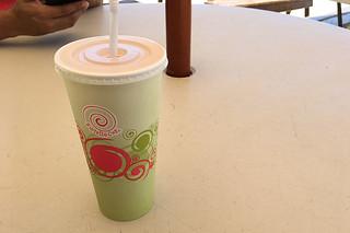 Puerto Galera - Fruit shake