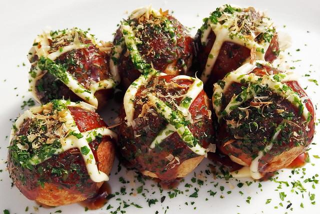 Takoyaki, Japanse poffertjes