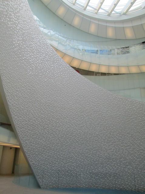 Leixões Dockside Building Interior 1